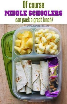 School lunches packed by kids! | with @EasyLunchboxes containers
