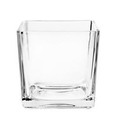 Cube verre 10 x 10 cm 57 cl - Options Location
