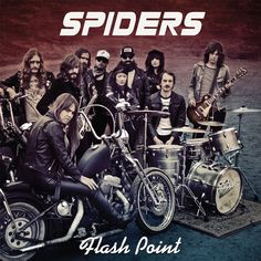 spiders band - Google Search