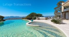 CANNES, FURNISHED VILLA WITH POOL AND PANORAMIC VIEW FOR SEASONNAL RENTAL FRENCH RIVIERA PROPERTY by LAFAGE TRANSACTIONS: Villas and Properties for sale on the French Riviera Rental detail