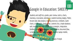 Techknowledgeschool: #Google apps for #education - #Sheets #edtech by @AndoniSanz