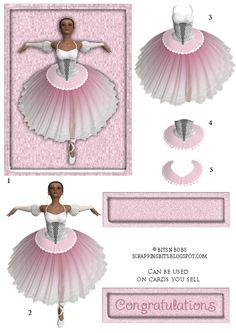 Free 3D Decoupage Sheets