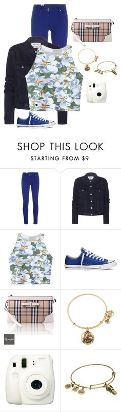 """""""DAY"""" by josephine03 ❤ liked on Polyvore featuring M Missoni, Acne Studios, Chicnova Fashion, Converse, Relaxfeel, Alex and Ani, Fuji, women's clothing, women and female"""