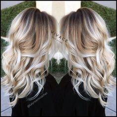 10 stilvolle blonde Balayage Farbideen #balayage #blonde #farbideen #stilvolle