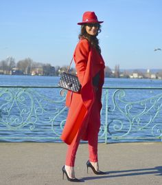 Rouge Valentin  #valentinesday #red #love #ootd #fashion #style