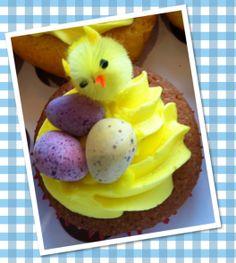 Easter Cupcakes from Brooks Hotel, Dublin Ireland Dublin Hotels, Grafton Street, Dublin City, Easter Cupcakes, Ireland, Kitchen, Food, Cuisine, Meal