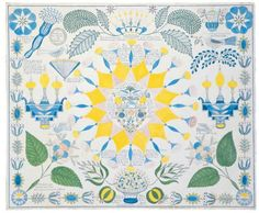 """Shaker gift drawings, which were inspired by spiritual visions, will be on view as part of """"Gather Up The Fragments: The Andrews Shaker Coll... Spiritual Drawings, Spirit Drawing, Shading Drawing, Gift Drawing, Arts Integration, Art Brut, Music Images, Colorful Drawings, Botanical Illustration"""