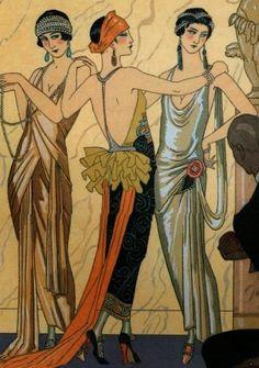 (Fayci Tage) George Barbier, 1924