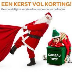 Kerstshoppen met korting? We hebben de leukste decembercadeaus voor jou op een rij gezet. Welke cadeautjes wil jij onder de boom?