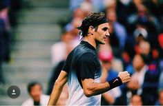 Roger Federer vs Frances Tiafoe (6-4,6-2,6-1,1-6,6-4) 30 Août 2017 - Flushing Meadows, NY
