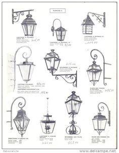 Lantern Tattoo, Wrought Iron Decor, Iron Furniture, Iron Art, Street Lamp, Exterior Lighting, Blacksmithing, Architecture Details, Painting Inspiration