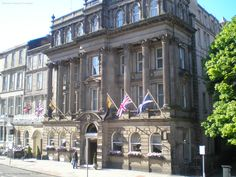 The George Hotel - Edimburgh