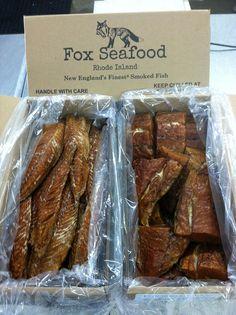 Smoked Bluefish Pâté Recipe | featuring Fox Smoked Fish's smoked ...