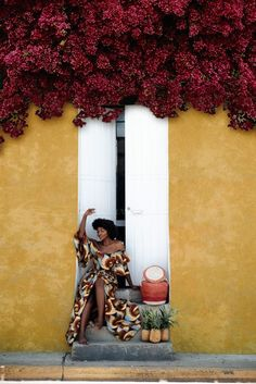 Image of Ave Maria Maxi Dress (pre order) Fashion Photography Inspiration, Style Inspiration, Photography Ideas, Travel Inspiration, Moda Afro, Look Girl, Foto Art, Black Women Fashion, Mellow Yellow