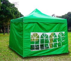 Best Camping Tents  | New Heavy Duty Ez Canopy Pop up Tent Canopy Shade 10 X 10 Gazebo with 4 Walls GreenNew Heavy Duty Ez Canopy Pop up Tent Canopy Shade 10 X 10 Gazebo with 4 Walls Green >>> More info could be found at the image url.(It is Amazon affiliate link) #commentbelow