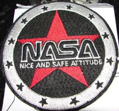 nasa nice and safe attitude clothing - Google Search