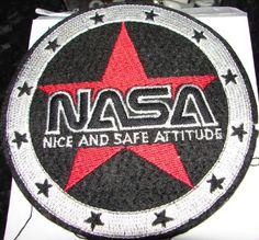 nasa nice and safe attitude clothing - Google Search