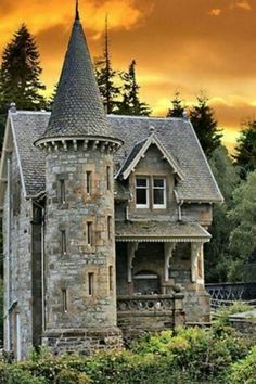 Fairy Tale House, Scotland