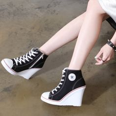 341b930d650 32 Best Wedge Sneakers images