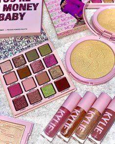 Makeup On Fleek, Kiss Makeup, Kylie Cosmetics Birthday Collection, Makeup Wallpapers, Kylie Jenner Makeup, Cosmetics & Perfume, Makeup Goals, Makeup Videos, Makeup Addict