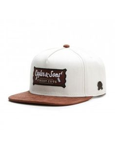 Cayler & Sons Finest Cuts snapback cap
