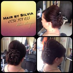 #prom #wedding #hairstyles #beauty