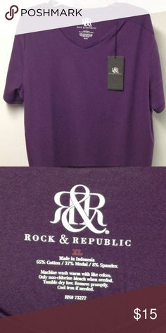 Rock & Republic t-shirt New Rock & Republic Tops Tees - Short Sleeve