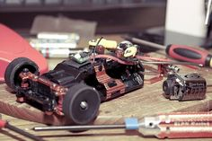 Kyosho Mini-Z AWD micro drift car