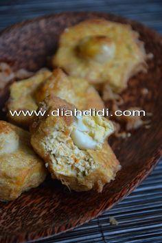 Diah Didi's Kitchen: Tahu Sakura