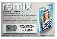 Remix 205 Gisele