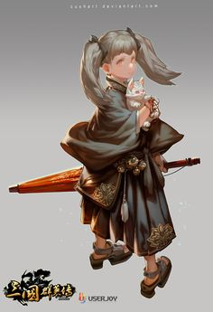 Character by Cushart on DeviantArt