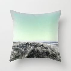 Escape Throw Pillow by Kim Rose Adams - $20.00