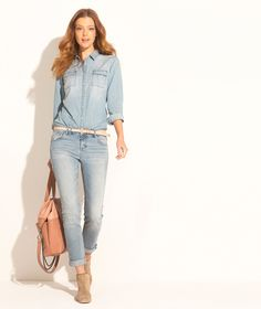 Promod Denim ; Straight leg jeans, Skinny jeans, Bootcut jeans - All the denim collection and even more!