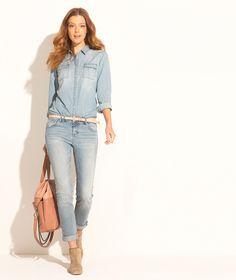 Le look book : voir toutes les tendances jean