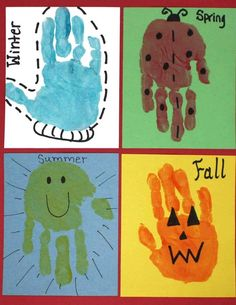 handprints for kindergarten http://media-cache1.pinterest.com/upload/21251429461181963_DlKyJZvG_f.jpg brionnac handprint art