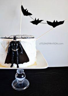 Batman cake.