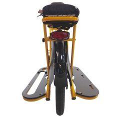 yuba bike tow tray