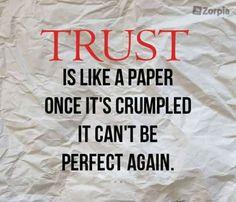 Trust. #Zorpia #Life