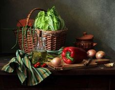 35PHOTO - Елена Татульян - С овощами