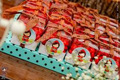 Little Red Riding Hood Party Gifts