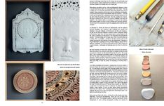 Clay artist and StateoftheART Gallery Award winner Jo Roets is featured in South African Artist Magazine in March South African Artists, State Art, New Art, Art Gallery, Culture, Magazine, Pattern, Art Museum, Fine Art Gallery
