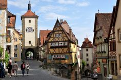 ROTHENBURG - picturesque medieval Germany - SkyscraperCity