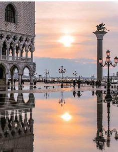 St Marcos square, Venice