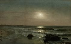 'A Mine Of Beauty, Landscapes By William Trost Richards' At PAFA