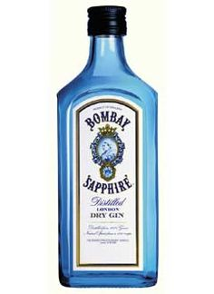 Bombay Sapphire is considered as unique today as the 1761 recipe it is based on; using only the best botanicals, from the best locations, hand picked at the best time of year. This London Dry gin is one of those that is distinctly gin but not overwhelming on any of the botanicals, which makes it ideal for mixing into any gin cocktail and  and ideal to introduce people to gin. Bombay Sapphire is also reasonably priced and readily available and compared against Tanqueray.