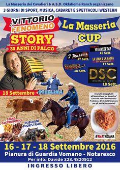 LA MASSERIA CUP  Notaresco http://ift.tt/2bSB6Cv