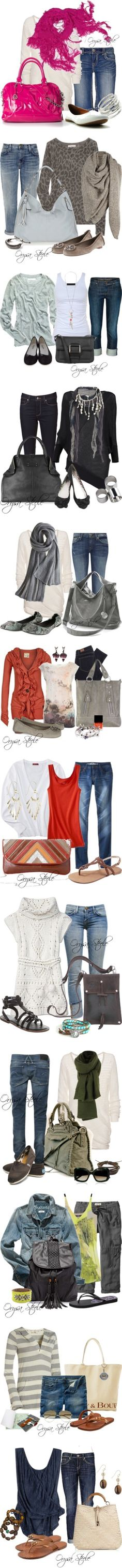 """Fun Flats"" by orysa on Polyvore"