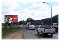 PTA, Gauteng.    Cnr DF Malan Drive & Morgan Ave, Parktown Estates, Mayville, Pretoria North facing traffic travelling south-west on the M1 (DF Malan Dr) from PTA North towards the PTA CBD / Soshanguve. The M1 functions as one of the main arterial routes.