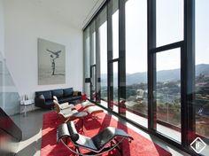 Villa de diseño en venta en Cabrils, costa del Maresme (Barcelona)