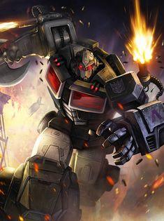 "Transformers: Legends ""Nemesis Prime"""